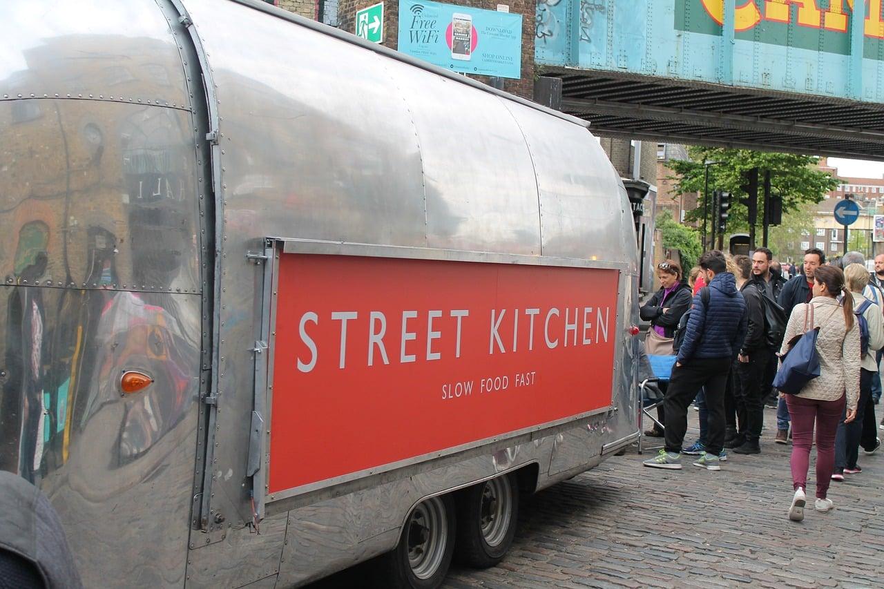 street food a domicilio