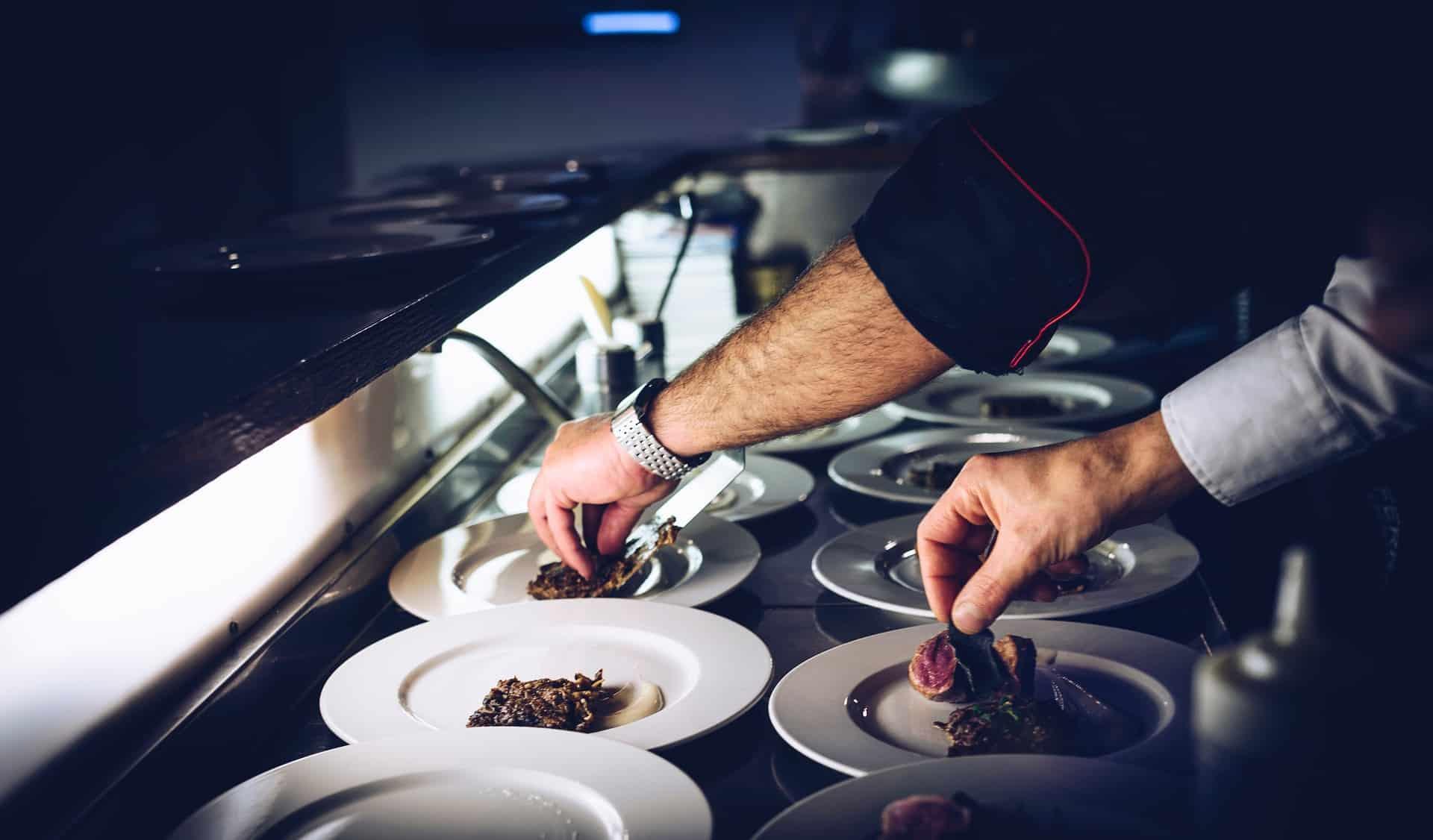 Come diventare uno chef stellato