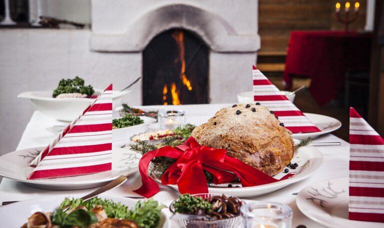 Cosa mangiare durante il Pranzo di Natale