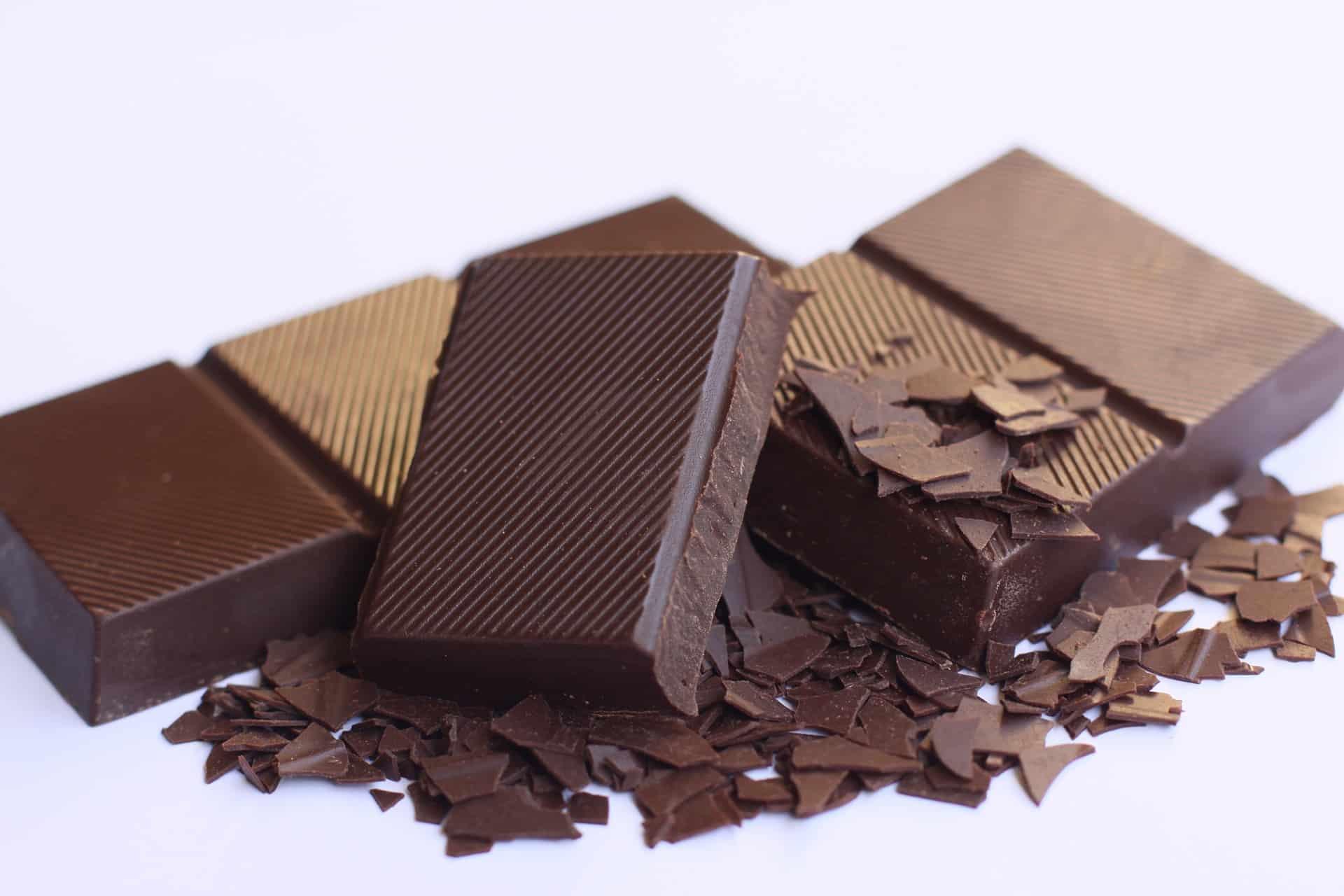 5 buoni motivi per mangiare la cioccolata