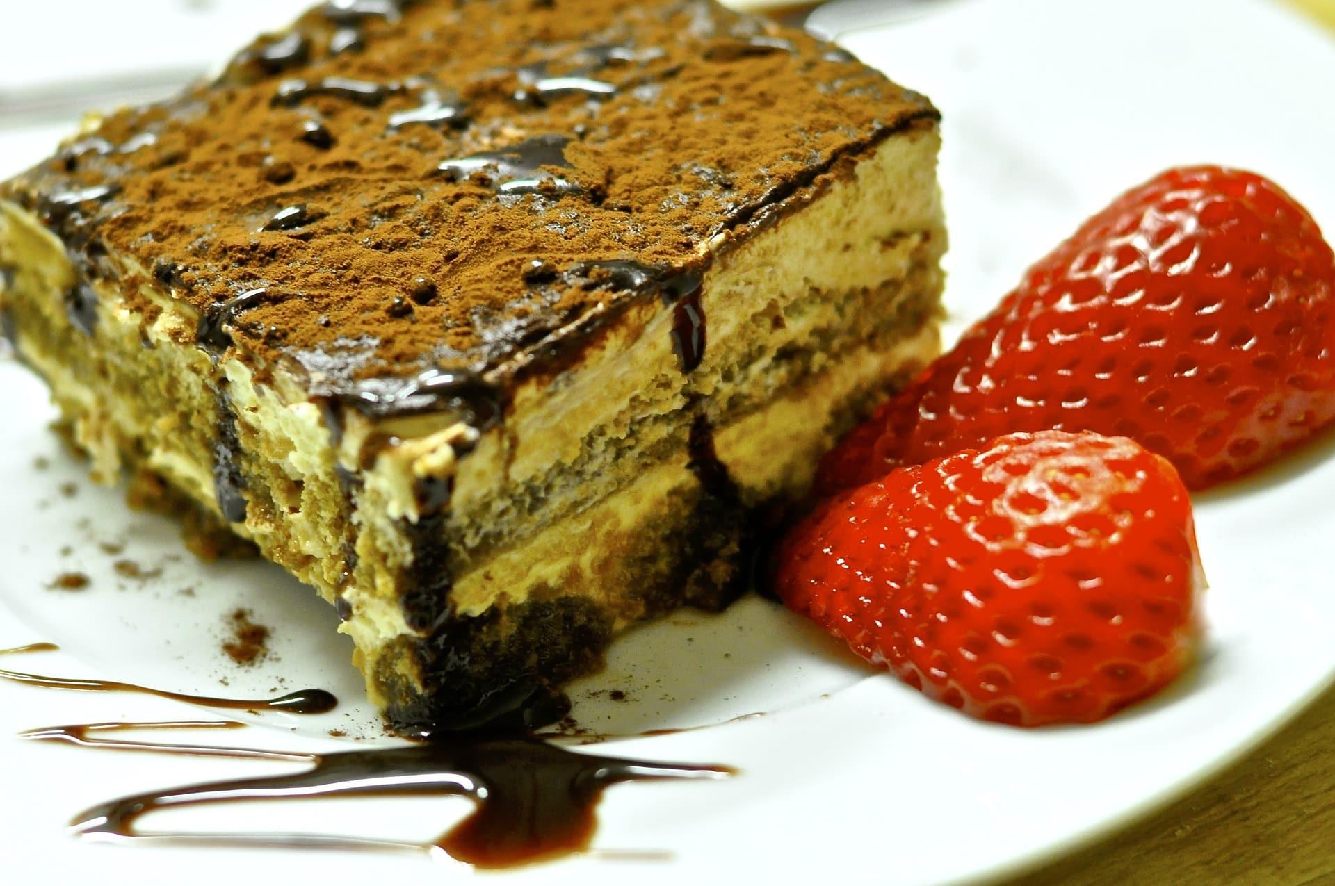 Tiramisù il dolce più amato dagli italiani