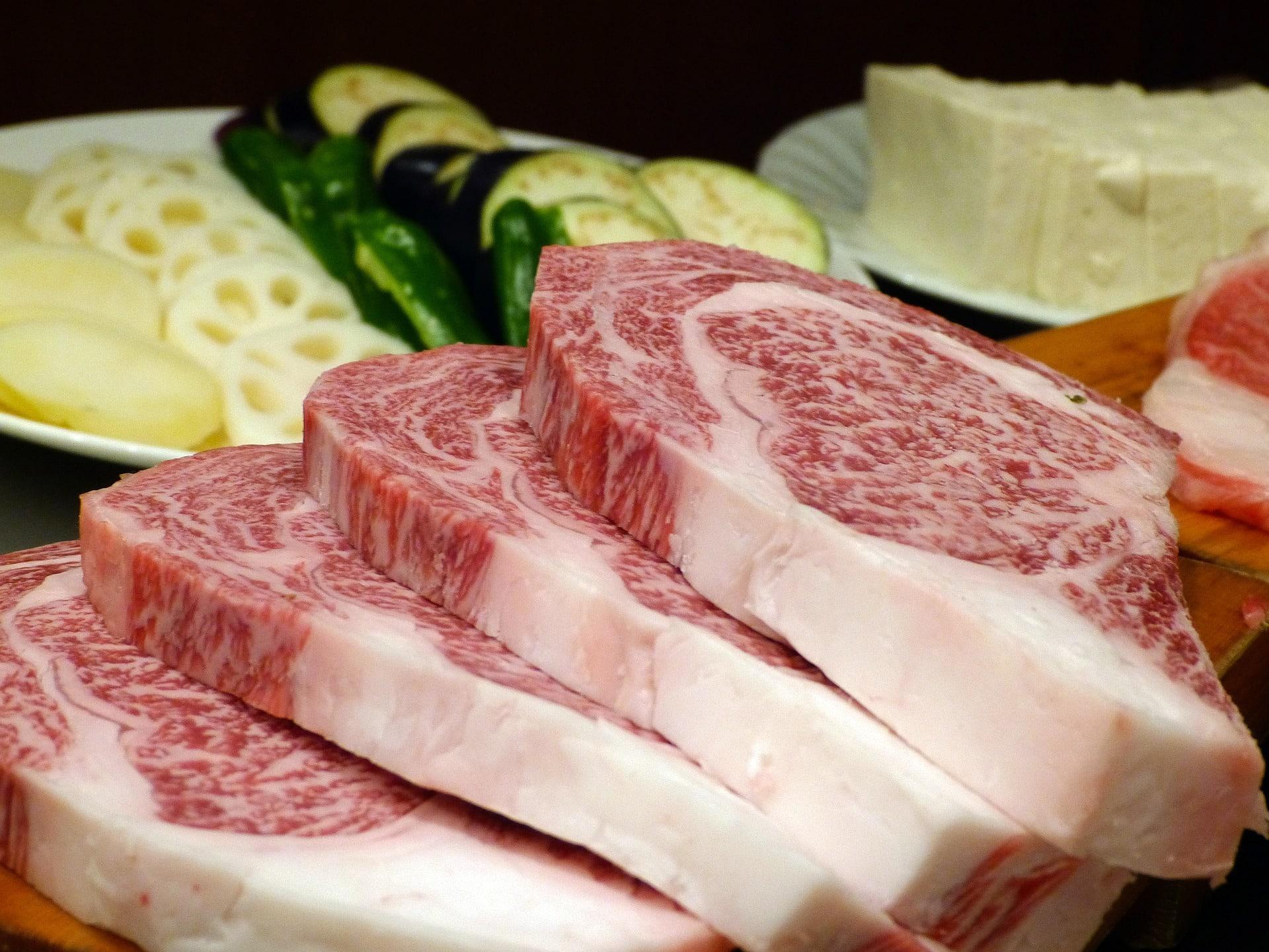 Carni famose. Dal Kobe al Waygu