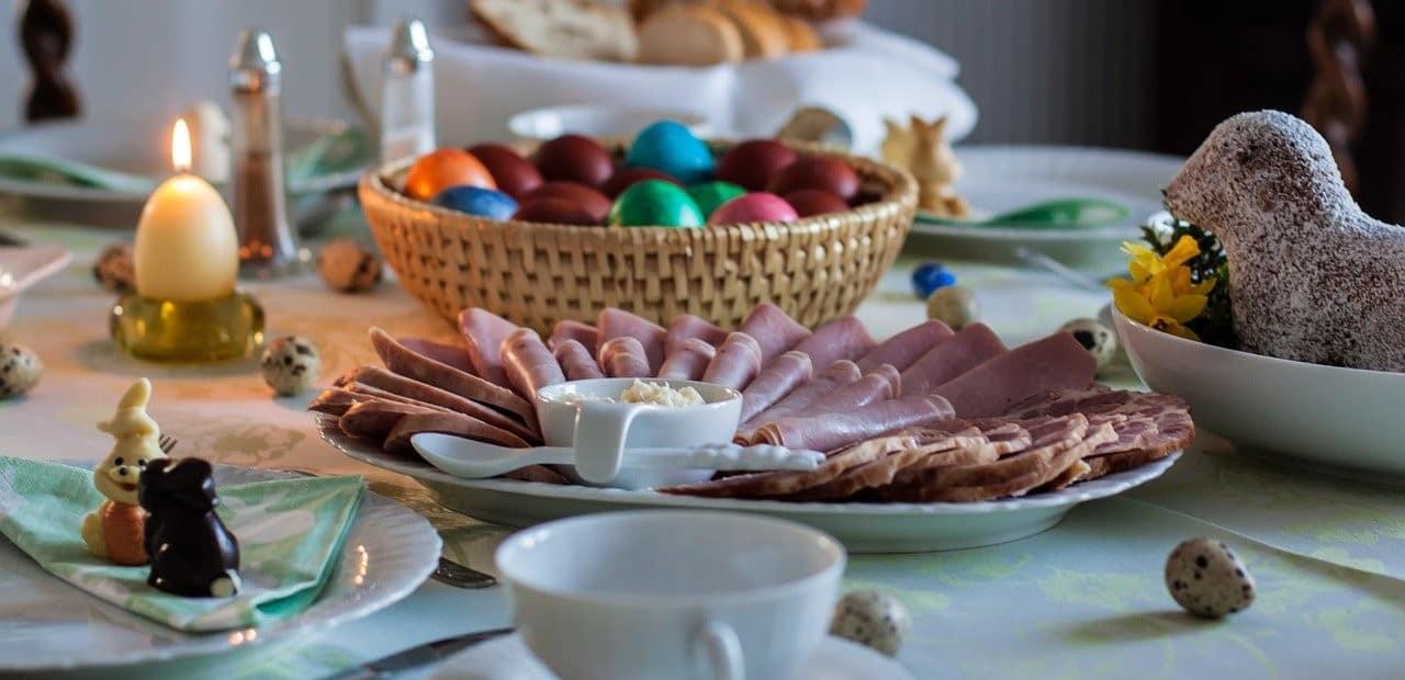menu di Pasqua da fare in casa